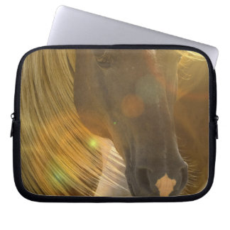 Wild Horses Photo Electronics Bag
