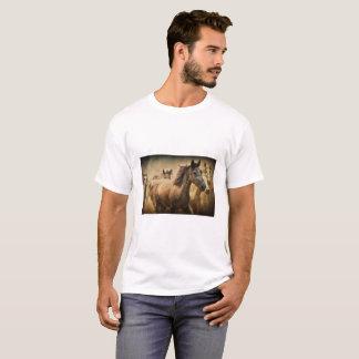 """ Wild Horses "" T-Shirt"