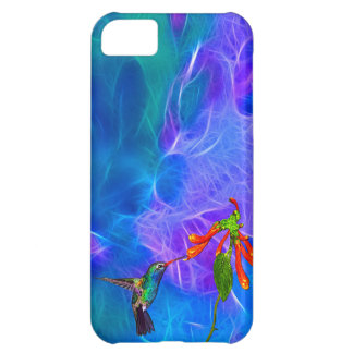 Wild Hummingbird Bird-lover's Art Series iPhone 5C Case