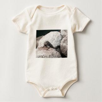 Wild Iguana Baby Bodysuit