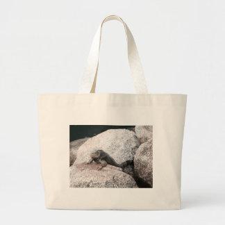 Wild Iguana Large Tote Bag