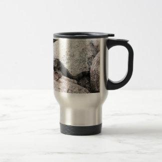 Wild Iguana Travel Mug