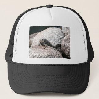 Wild Iguana Trucker Hat