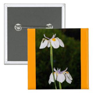 Wild Iris Pin
