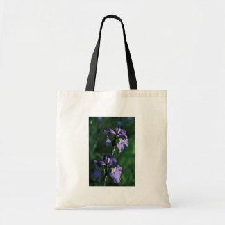 Wild Iris Tote Bags