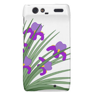 Wild iris droid RAZR cases