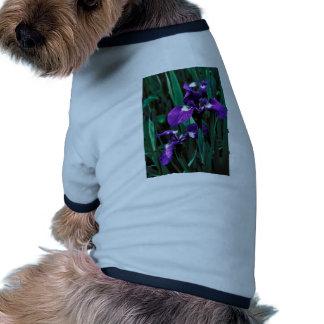 Wild Iris Doggie Shirt
