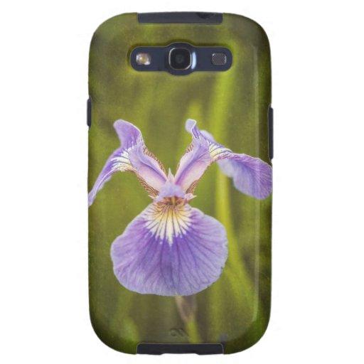 Wild Iris I Samsung Galaxy SIII Case