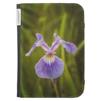 Wild Iris I Kindle Cases