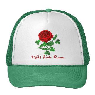 Wild Irish Rose Cap