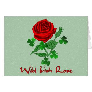 Wild Irish Rose Cards