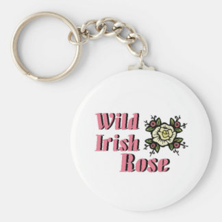 Wild Irish Rose Keychains