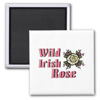 Wild Irish Rose Magnet