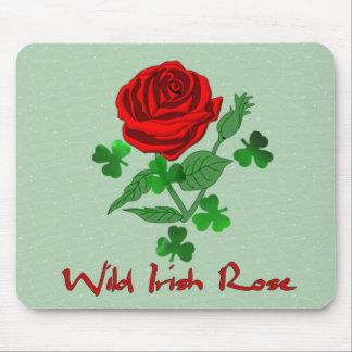 Wild Irish Rose Mousepads