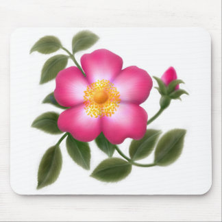 Wild Irish Rose Mousepad