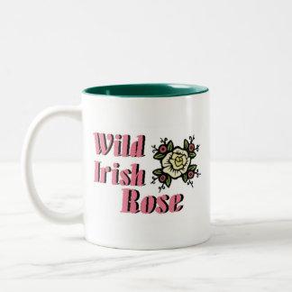 Wild Irish Rose Mug