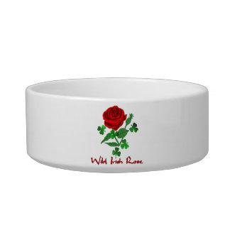 Wild Irish Rose Cat Water Bowl