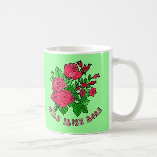 Wild Irish Rose Products Coffee Mugs