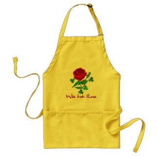 Wild Irish Rose Standard Apron