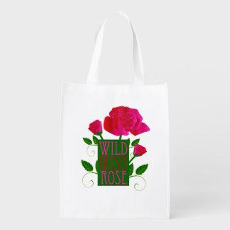 Wild Irish Rose Market Tote
