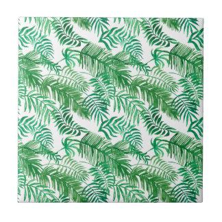 Wild Jungle Fonds Ceramic Tile