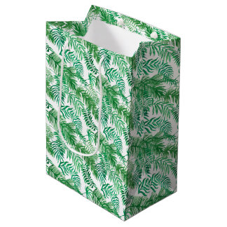 Wild Jungle Fonds Medium Gift Bag