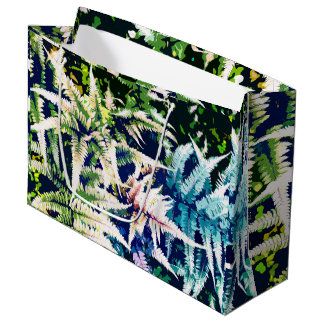 Wild Jungle Large Gift Bag