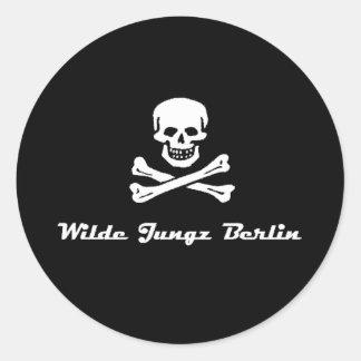 Wild Jungz Sticker
