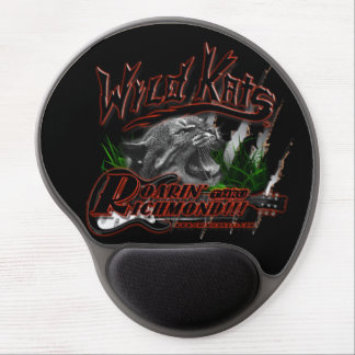 WILD KAT( & MOUSE!!!)-PAD Gel Mousepad
