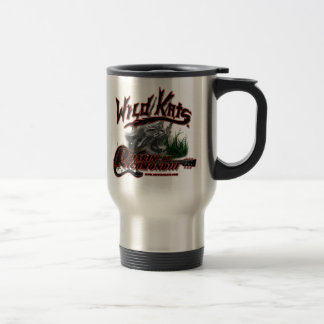 WILD KATS Band Stainless Travel Mug
