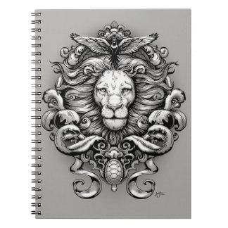 Wild Kingdom Note Book