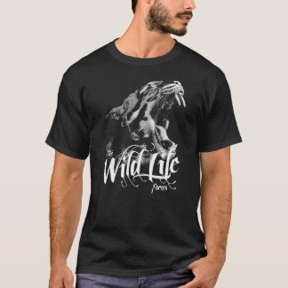 Wild Life Bobcat T-Shirt