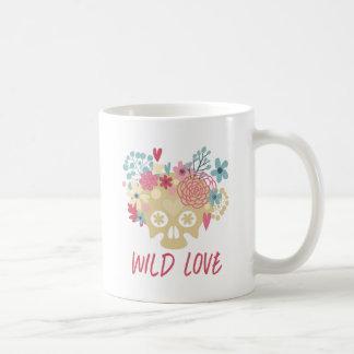 Wild Love Flowers Coffee Mug