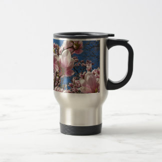 Wild magnolia 02.2 travel mug