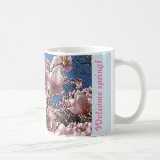 Wild magnolia 02 coffee mug
