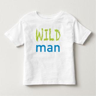 Wild Man Toddler T-Shirt