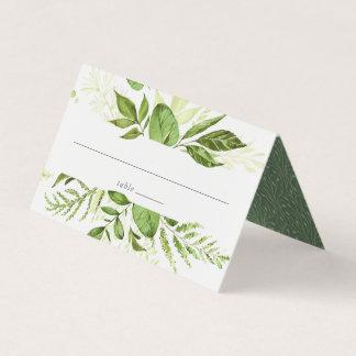 Wild Meadow Wedding Place Card