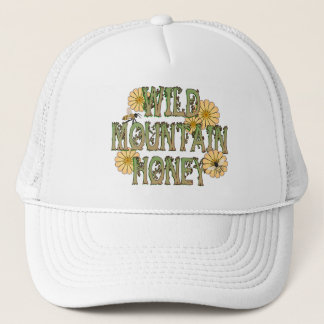 WILD MOUNTAIN HONEY Cap Hat