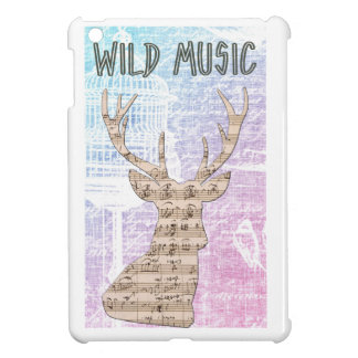 WILD MUSIC iPad MINI CASE