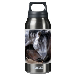 Wild Mustang 0.3 Litre Insulated SIGG Thermos Water Bottle