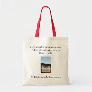 Wild Mustang Anthology budget tote Budget Tote Bag