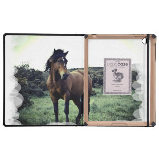 Wild Mustang iPad Cover