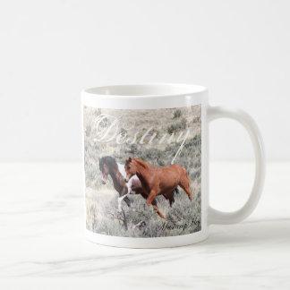 "Wild Mustang Mug~ ""Destiny"""
