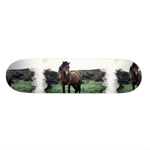 Wild Mustang Skateboard