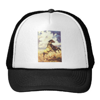 Wild Mustangs Hat