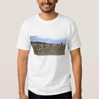 Wild Mustangs Tee Shirt
