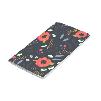 Wild Navy Pocket Notebook Journal