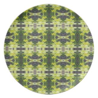 Wild Nicotiana 12 Plate