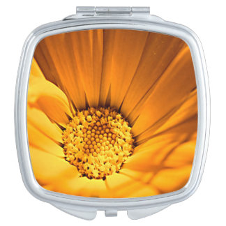 Wild Orange Daisy Mirror For Makeup