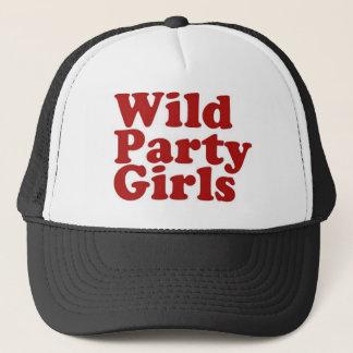 Wild Party Girls Trucker Hat